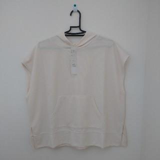 コウベレタス(神戸レタス)の神戸レタスノースリーブパーカーTシャツ(Tシャツ(半袖/袖なし))