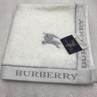 バーバリー(BURBERRY)のハンドタオル ☆バーバリー(タオル/バス用品)