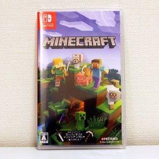 Nintendo Switch - 【即日発送】マインクラフト Minecraft Nintendo Switch版