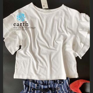 earth music & ecology - アースミュージックエコロジーのティアードスリーブプルオーバー/FREE