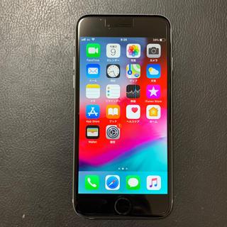 iPhone - ②美品中古 AU iPhone6 16gb バッテリー100%