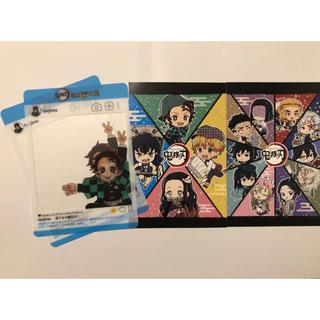 シュウエイシャ(集英社)のナツコミ2020 SNS風カード 鬼滅の刃 ポストカード(キャラクターグッズ)