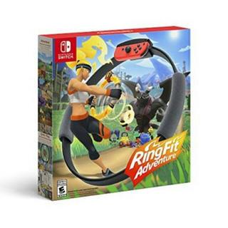 Nintendo Switch - リングフィットアドベンチャー新品 本日発送