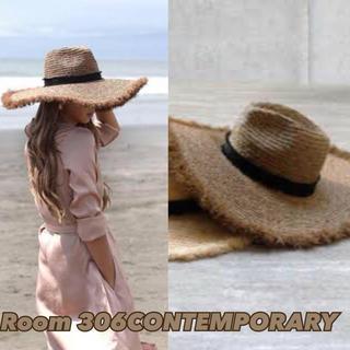 ルームサンマルロクコンテンポラリー(room306 CONTEMPORARY)の⑦②⓪ room306contemporary 麦わら帽子 サマーハット(麦わら帽子/ストローハット)