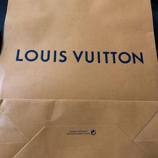 ルイヴィトン(LOUIS VUITTON)のルイヴィトン紙袋正規品(ショップ袋)