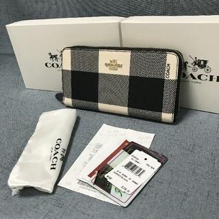 コーチ(COACH)の新品 コーチCOACH 長財布 F25966(長財布)