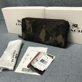 コーチ(COACH)の新品 コーチCOACH 長財布 F74546(長財布)