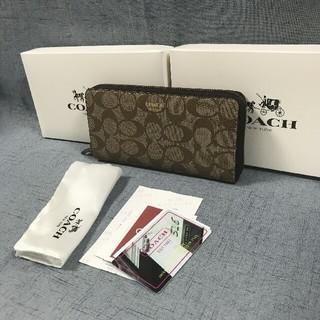 コーチ(COACH)の新品 コーチCOACH 長財布 F74597(長財布)