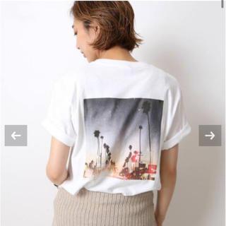 ドゥーズィエムクラス(DEUXIEME CLASSE)のDeuxieme Classe Photo T-shirt(Tシャツ(半袖/袖なし))