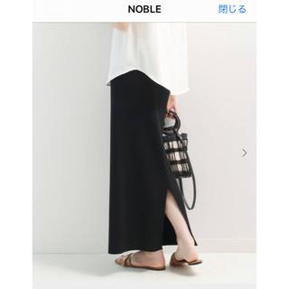 Noble - トタンテレコ タイトスカート colour BLACK size38