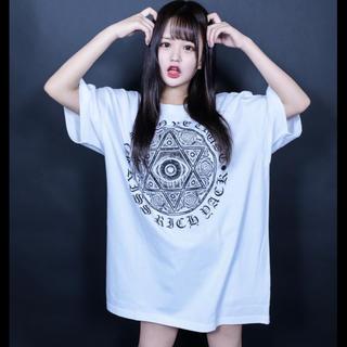 ミルクボーイ(MILKBOY)のKRY TRUST T BIG Tシャツ 新品未開封 KRYCLOTHING(Tシャツ/カットソー(半袖/袖なし))