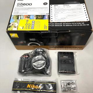 Nikon - 新品 未使用 Nikon ニコン D5600 ボディ