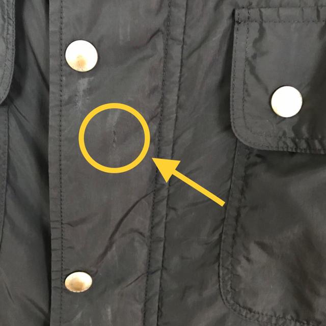 BURBERRY(バーバリー)のベスト&ウィンドブレーカー 150 バーバリー  キッズ/ベビー/マタニティのキッズ服男の子用(90cm~)(ジャケット/上着)の商品写真