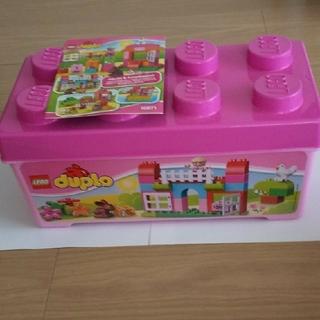 レゴ デュプロ ピンクのコンテナ 10571