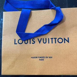 ルイヴィトン(LOUIS VUITTON)の紙袋ショップルイヴィトン正規品(ショップ袋)