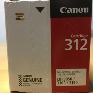 キヤノン(Canon)のCanon カートリッジ312(OA機器)
