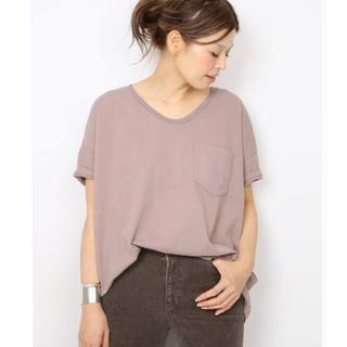 DEUXIEME CLASSE - 新品タグ付き♡Deuxieme購入♡SKARGORNポケツキワイドTシャツ