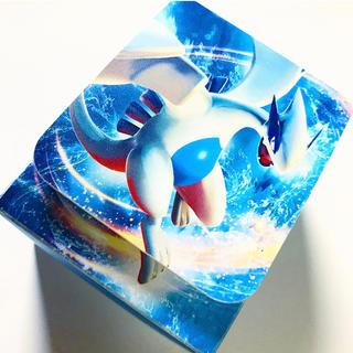 ポケモン(ポケモン)のポケモンカードゲーム デッキケース ルギア(カードサプライ/アクセサリ)