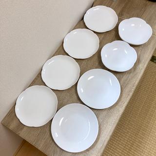 ヤマザキセイパン(山崎製パン)の山崎ヤマザキ春のパン祭 お皿 (合計8枚)(食器)