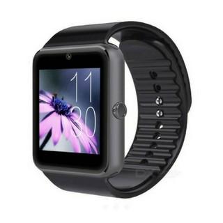 ブラック スマートウォッチ Bluetooth 箱なし(腕時計(デジタル))