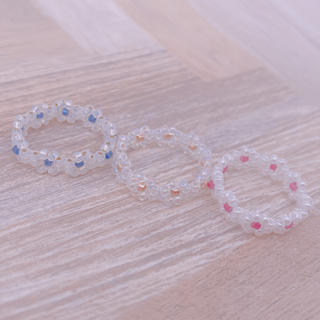 beads ring❁(リング)