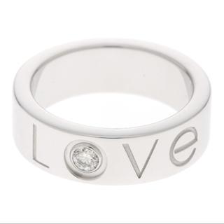 カルティエ(Cartier)のカルティエ♡限定ラブリング(リング(指輪))