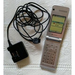 ガラケー softbnk ソフトバンク 端末 オマケ充電器(携帯電話本体)