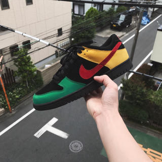 NIKE - NIKE DUNK CL' JOURNEYS RASTA