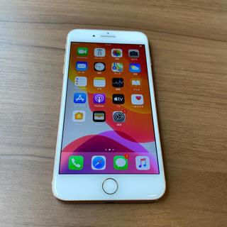 Apple - 4348 8plus 64G GOLD SIMフリー ジャンク