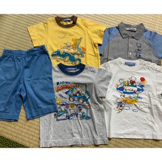 familiar - ファミリア Tシャツ パンツ