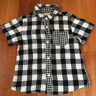 グローバルワーク(GLOBAL WORK)のグローバルワーク チェックシャツ XL(Tシャツ/カットソー)