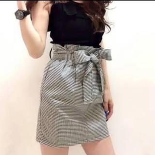 Delyle NOIR - Delyle NOIR♡2wayリボンベルト♡スカート