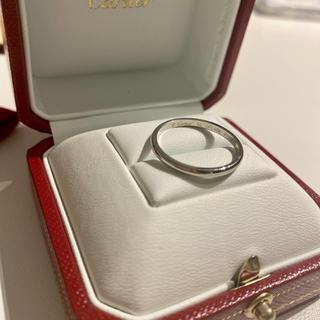 カルティエ(Cartier)のカルティエ 1895  リング 刻印なし 美品(リング(指輪))
