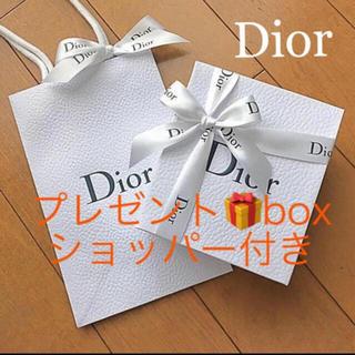 クリスチャンディオール(Christian Dior)の★ Dior ディオール ラッピングセット ショッパー プレゼント用ボックス(ショップ袋)