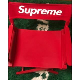 シュプリーム(Supreme)のsupreme チェアー 椅子(折り畳みイス)