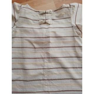 クチュールブローチ(Couture Brooch)のクチュールブローチ バックリボンブラウス(シャツ/ブラウス(半袖/袖なし))