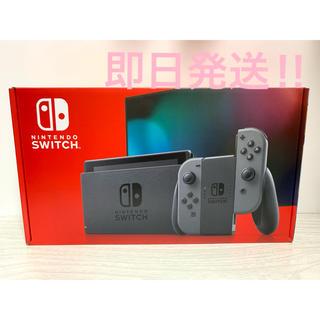 Nintendo Switch - ニンテンドースイッチ Joy-Con(L)/(R) グレー