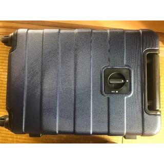 ムジルシリョウヒン(MUJI (無印良品))の無印 ストッパー付きスーツケース 36L(トラベルバッグ/スーツケース)