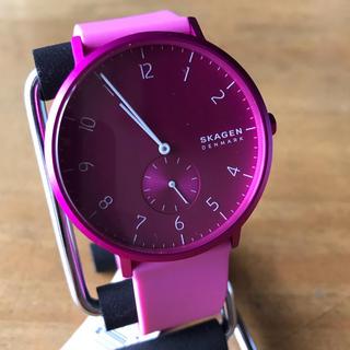 SKAGEN - 新品✨スカーゲン SKAGEN クオーツ 腕時計 SKW6543 ピンク