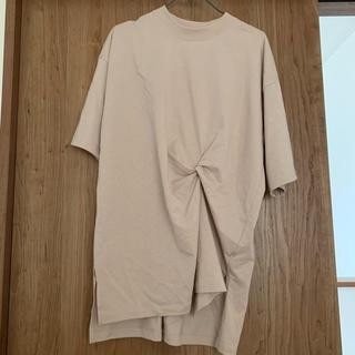 しまむら - ねじりTシャツ