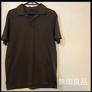 ムジルシリョウヒン(MUJI (無印良品))の127 ポロシャツ 無印良品 L(ポロシャツ)