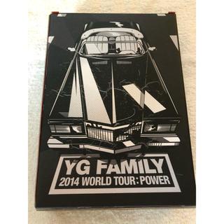 ビッグバン(BIGBANG)の2014 YG Family in Seoul Live 3CD+フォトブック(K-POP/アジア)