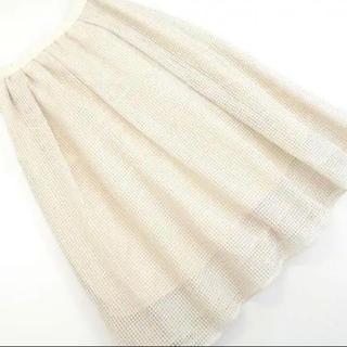 ガリャルダガランテ(GALLARDA GALANTE)のガリャルダガランテ フレアスカート Sサイズ/36(ひざ丈スカート)