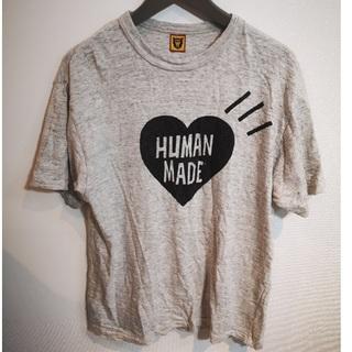 A BATHING APE - ヒューマンメイド human made ハートロゴ Tシャツ