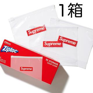 シュプリーム(Supreme)のSupreme ziploc シュプリーム ジップロック(その他)