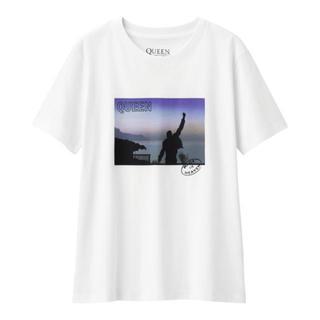 ジーユー(GU)のGU  グラフィックT(半袖)QUEEN4(Tシャツ(半袖/袖なし))
