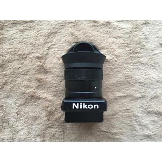 ニコン(Nikon)のNikon F3 ファインダーDW-4(フィルムカメラ)