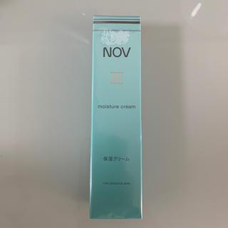 ノブ(NOV)の新品★ノブ III モイスチュアクリーム  45g(フェイスクリーム)
