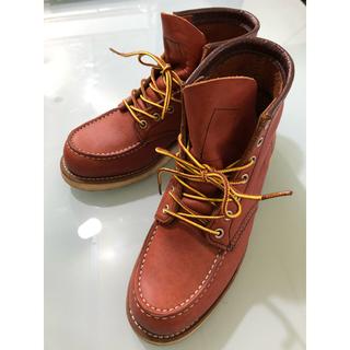 レッドウィング(REDWING)のレッドウイング8875クラシックワーク6/5(24.5cm)インチモックトゥ(ブーツ)