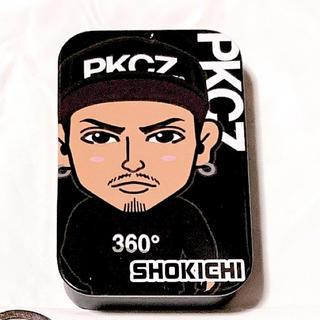 エグザイルザセカンド(EXILE THE SECOND)のEXILE SHOKICHI タブレット缶(その他)